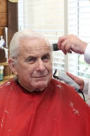 hair cut for senior citizens grandpa gets a haircut stock image image of gray shoo 11016841