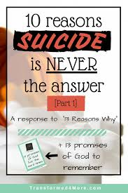 10 reasons is never the answer part 1 transformed 4 more