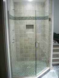 Angled Glass Shower Doors Orleans Glass Mirror Shower Enclosures