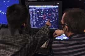 peninsula high students learn about air traffic control