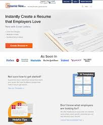The Best Resume Builder Free by 22 Top Best Resume Builders 2016 Free U0026 Premium Templates