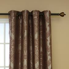 Black And Cream Damask Curtains Blinds U0026 Curtains City Square Modern Room Darkening Curtains With