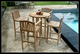 patio furniture bar stools and table home