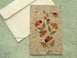 greeting cards handmade paper wholesale greeting cards with pressed