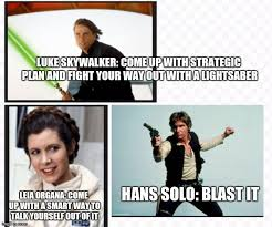 Leia Meme - image tagged in ways to get away in star wars imgflip