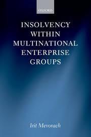 Universities As Multinational Enterprises The Multinational Insolvency Within Multinational Enterprise Groups Irit Mevorach