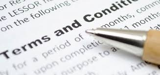 Terms Conditions Terms Conditions Around Kernow Holidays