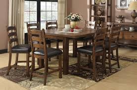 Table And Chairs Dining Room Bradley U0027s Furniture Etc Utah Rustic Furniture And Mattresses