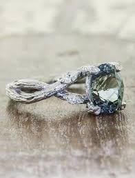 nature inspired engagement rings emery montana sapphire ring nature inspired ken design