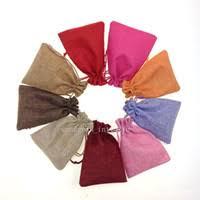 cloth gift bags wholesale linen drawstring bag buy cheap linen drawstring bag
