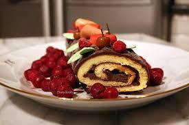 recettes de cuisine de noel recette de bûche de noël au chocolat par la cuisine de