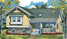 Bungalow Craftsman House Plans House Plan 55015 At Familyhomeplans Com