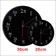 compare prices on mathematics wall online shopping buy low price free shipping 1piece the pi clock pop quiz math major wall clock mathematical equation geeky home