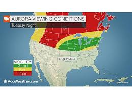 Northern Lights Michigan Forecast Northern Lights In Pennsylvania What You Need To Know Newtown