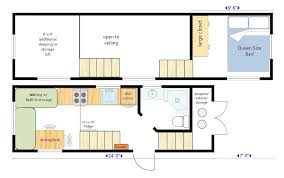 Cargo Trailer With Bathroom Our Layout Ideas U2014 Mitchcraft Tiny Homes