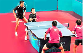 table tennis doubles rules basic table tennis rules and regulations for table tennis game play