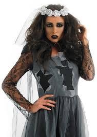 Corpse Bride Costume Black Corpse Bride Plus Size Halloween Costume 3054 Plus Size