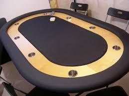 how to make a poker table table with custom whisper vinyl rails poker table builder