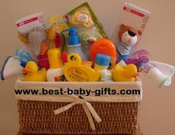 baby gift baskets make your own for that newborn