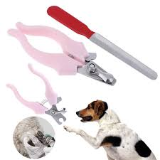 Pet Dog Cat Nail Clippers Animal Toe Claw Scissors Dog Cat Toe Paw