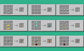 mod let me mod that for you iron trapdoors metal rods minecraft