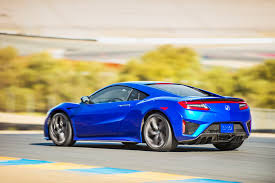 Acura Nsx Weight 2017 Acura Nsx First Drive Review