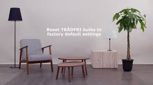 have a question about ikea smart lighting find out how to reset