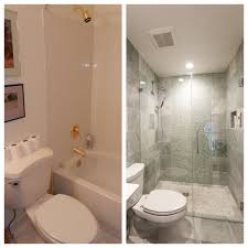 remodel transformation hall bathroom select kitchen and before after hall bath remodel