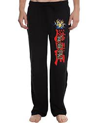 amazon yugioh black friday rbst men u0027s yu gi oh yugioh anime running workout sweatpants pants