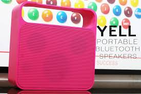 ye bluetooth speakers bts900 cute gift youtube