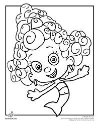 12 bubble guppies coloring pages deema cartoons printable coloring