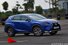 lexus nx blue lexus nx first drive impression lowyat net cars