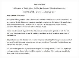 baby dedication certificate template u2013 19 free word pdf