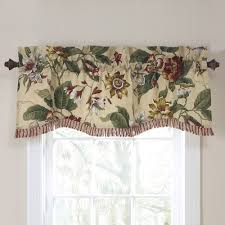 Valance Window Treatments by Kitchen Accessories English Textured Kitchen Window Treatment