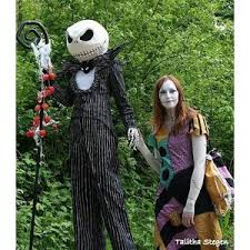 Jack Skeleton Costume Jack Skellington And Sally Costumes Nightmare Before Christ