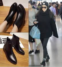 womens chelsea boots 2015 autumn chelsea boots with low ankle shoes