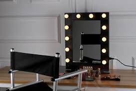 professional makeup lighting style mirror with led lights professional lighted makeup