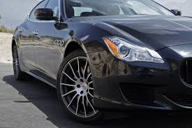 maserati maserati quattroporte gts is part luxury sedan and part race car