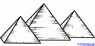 trendy inspiration ideas pyramid coloring page worldwonders