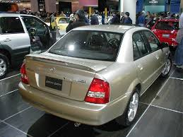 mazda protege information and photos momentcar