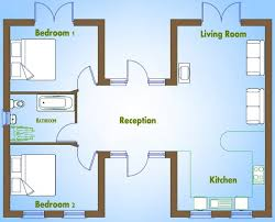 2 bedroom cottage floor plans house plans 2 bedroom savae org