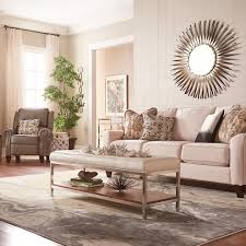shabby chic leather sofa tufted leather sofa with map wall collage living room contemporary