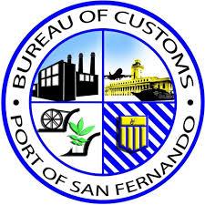 bureau union bureau of customs port of san fernando la union