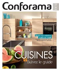 cuisine de conforama catalogue conforama guide cuisines 2014 by joe issuu