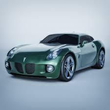 pontiac sports car vray ready pontiac solstice car by 3dcarshop 3docean