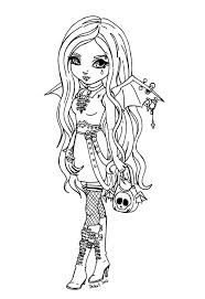 Halloween Colouring Printables 177 Best Haunted Halloween Coloring Book Images On Pinterest