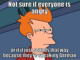 German Meme - the true reason why there are so many germans in sweden study in