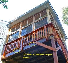How To Build A Deck Handrail How To Build Code Compliant Deck Railing