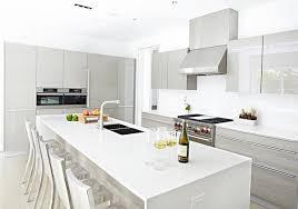 white and grey kitchen 20 astounding grey kitchen designs home design lover