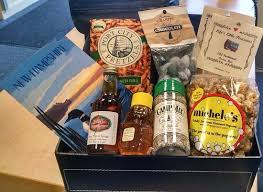 Make Your Own Gift Basket Unique Items From Local Artists Picture Of Marketplace New